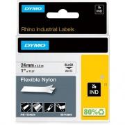 "DYMO 1"" Flexible Nylon Rhino Label Tape (1734524)"