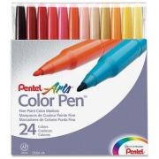 Pentel Arts Fine Point Color Pen Markers (S36024)