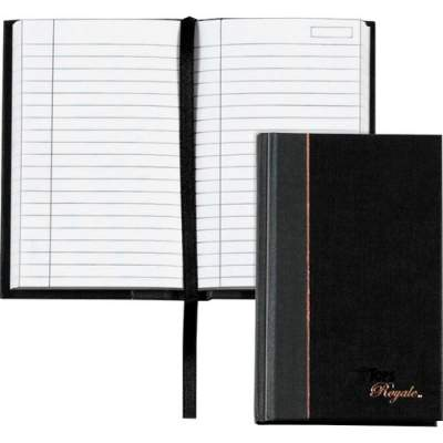 TOPS Royale Grey Geltex Bound Executive Notebook (25229)