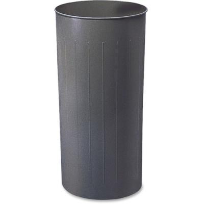 Safco 20-gallon Steel Round Wastebasket (9610CH)