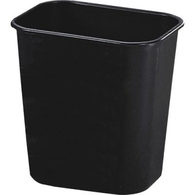 Rubbermaid Commercial Standard Series Wastebaskets (295500BK)