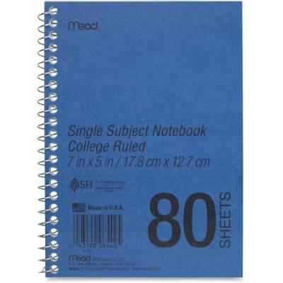 ACCO Mead Heavyweight Single Subject Notebook (06542)