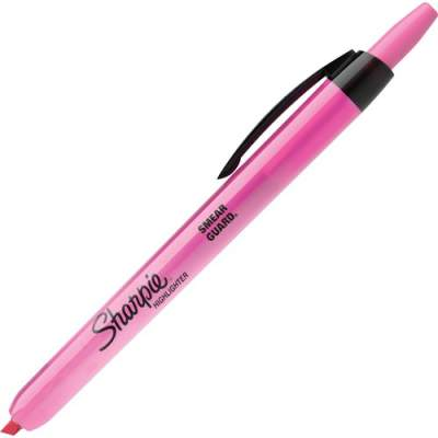 Sharpie Smear Guard Retractable Highlighters (28029)