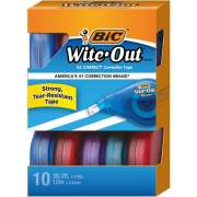 BIC Wite-Out EZ Correct Correction Tape (WOTAP10)