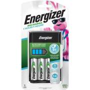 Eveready Energizer Recharge 1-Hour Charger for NiMH Rechargeable AA and AAA Batteries (CH1HRWB4)