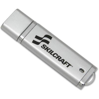 National Industries For the Blind SKILCRAFT 2GB USB 2.0 Flash Drive (7045-01-558-4986)