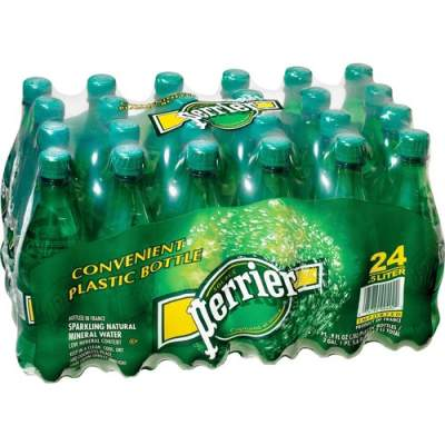 Nestle S.A Perrier Sparkling Natural Mineral Water (11645421)