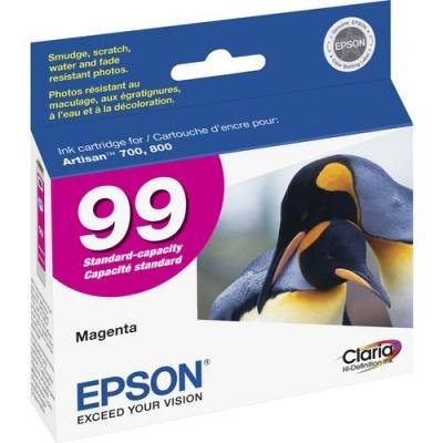 Epson Claria No. 99 Original Ink Cartridge (T099320-S)