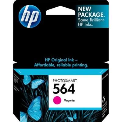 HP 564 Magenta Original Ink Cartridge (CB319WN)