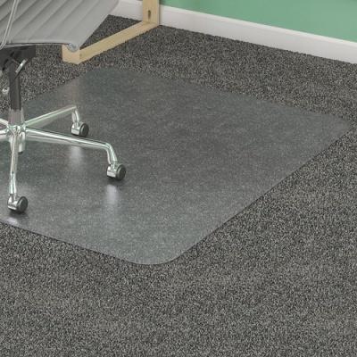 Lorell Rectangular Medium Pile Chairmat (25754)
