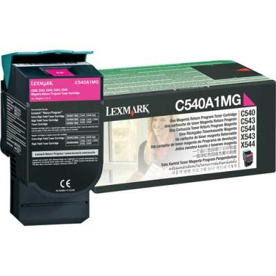 Lexmark C540A1MG Original Toner Cartridge