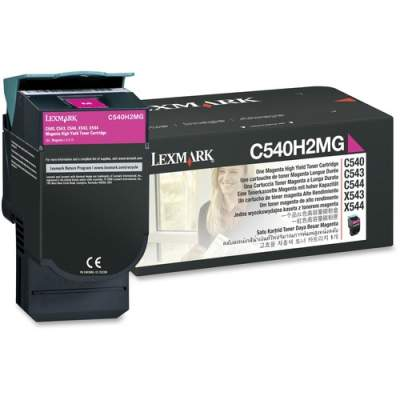Lexmark Original Toner Cartridge (C540H2MG)