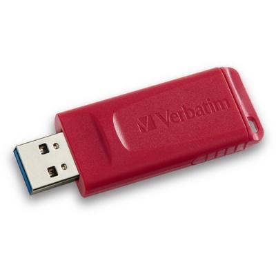 Verbatim 32GB Store 'n' Go USB Flash Drive - Red (96806)