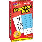 TREND Fraction Fun Flash Cards (53109)