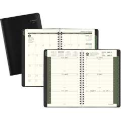 AT-A-GLANCE 100% Recycled Weekly/Monthly Appointment Book (70100G05)