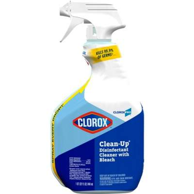 Clorox Clean-Up Disinfectant Cleaner with Bleach (35417EA)