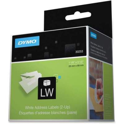 Newell Rubbermaid Dymo Address Labels (30253)