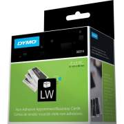 DYMO Direct Thermal Business Card - White (30374)
