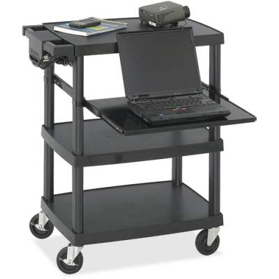 Safco Multimedia Cart (8929BL)