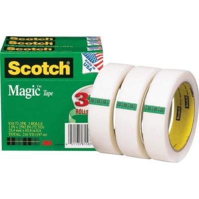 3M Scotch Magic Tape, 1