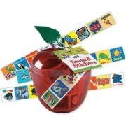 Pacon Plastic Apple Reward Stickers (51480)