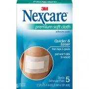 Nexcare Soft Cloth Premium Adhesive Gauze Pad (H3564)