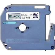 Brother P-touch Nonlaminated M Series Tape Cartridge (M931)
