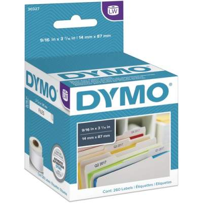 Newell Rubbermaid Dymo LabelWriter File Folder Labels (30327)