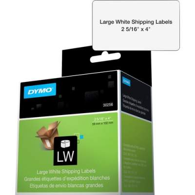 Newell Rubbermaid Dymo LabelWriter Large Shipping Labels (30256)