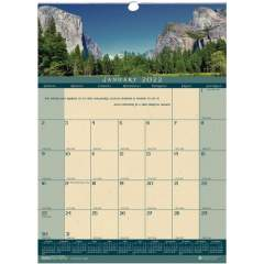 House of Doolittle Landscapes Nature Photo Wall Calendars (362)