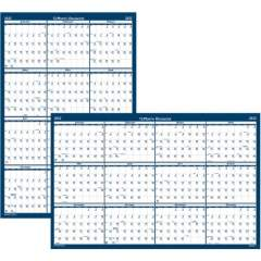 House of Doolittle Write-on Laminated Wall Planner (3960)