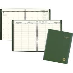 AT-A-GLANCE 100% PCW Weekly/Monthly Appointment Book (70950G60)