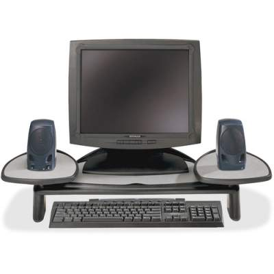 ACCO Kensington Adjustable Flat Panel Monitor Stand (60046)