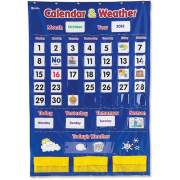 Learning Resources Calendar/Weather Pocket Chart (LER2418)