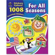 Teacher Created Resources For All Seasons Sticker Book (4224)