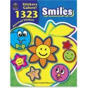 Teacher Created Resources Smiles Sticker Book (4223)