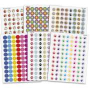 Teacher Created Resources Mini Stickers Variety Pack (9029)