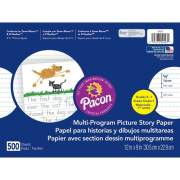 Pacon Multi-program Ruled Picture Story Paper (2423)