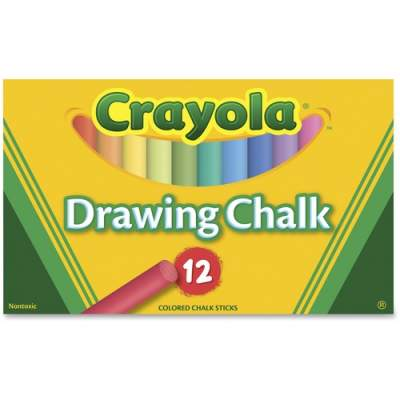 Crayola Colored Drawing Chalk (510403)