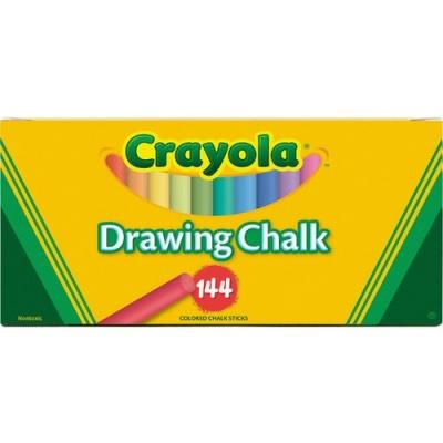 Crayola Colored Drawing Chalk Sticks (510400)