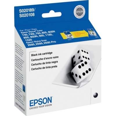 Epson Original Ink Cartridge (S189108)