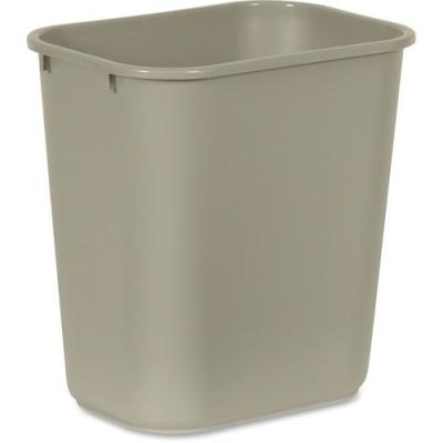 Rubbermaid Commercial Standard Series Wastebaskets (295600BG)