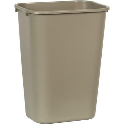 Rubbermaid Commercial Standard Series Wastebaskets (295700BG)