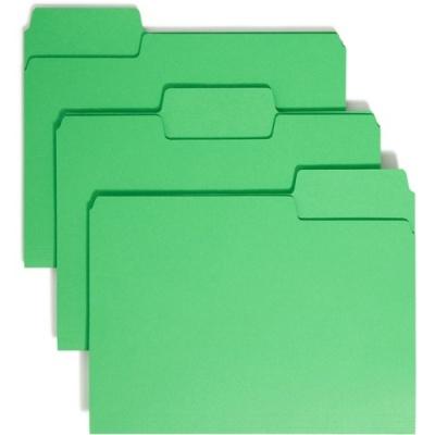 Smead Colored SuperTab Folders (11985)