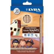 Lyra Color-Giants Skin Tone Colored Pencils (3931124)