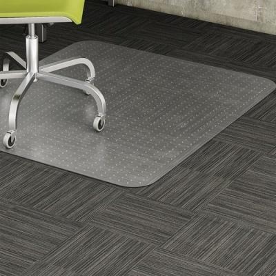 Lorell Low Pile Rectangular Chairmat (69160)