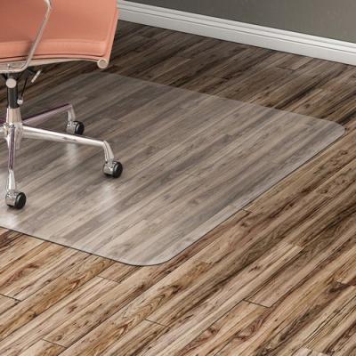 "Lorell Hard Floor 60"" Rectangular Chairmat (69169)"