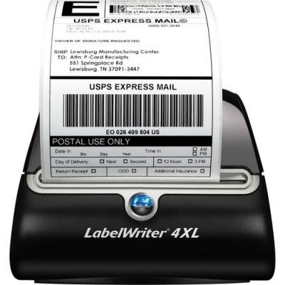 Newell Rubbermaid Dymo LabelWriter 4XL Direct Thermal Printer - Monochrome - Desktop - Label Print (1755120)