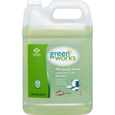Clorox Green Works Manual Pot & Pan Dishwashing Liquid (30388)