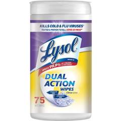 LYSOL Dual Action Wipes (81700)